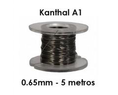 Kanthal 0.65mm - 5 metros