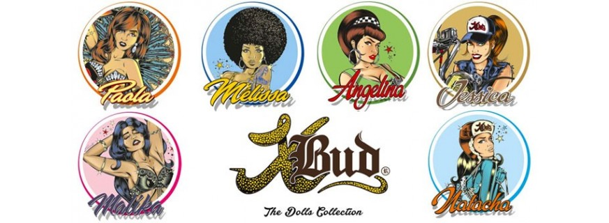XBUD - THE DOLLS COLLECTION